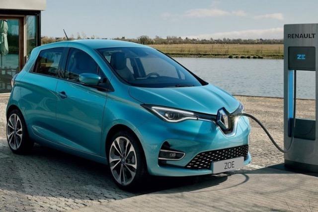 """Renaulti ka dyfishuar shitjen e veturave elektrike në """"vitin e pandemisë"""""""