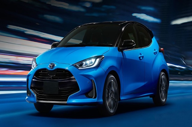 Reklama e diskutueshme e Toyota Yaris