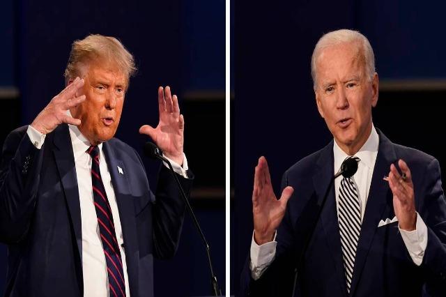 Donald Trump i lë një letër Presidentit Joe Biden