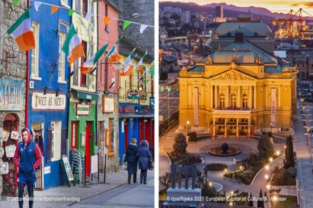 Kryeqytetet evropiane të Kulturës për vitin 2021 anulohen