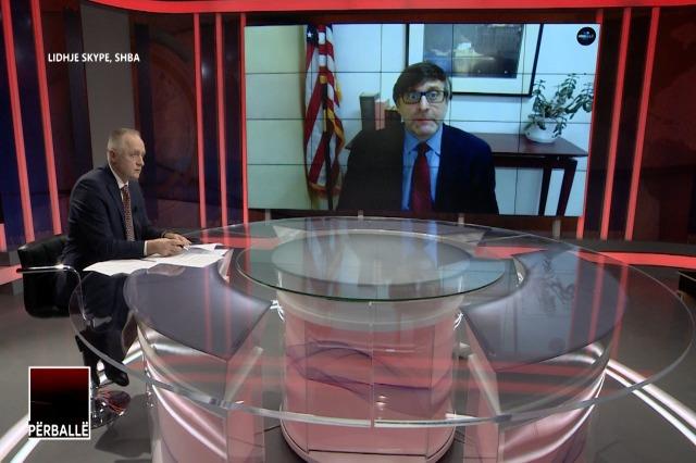 Intervista e plotë ekskluzive e zëvendësndihmës sekretarit amerikan të shtetit, Palmer