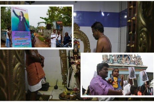 Fshati indian nga i cili ka prejardhjen Kamala Harris, feston inaugurimin e saj