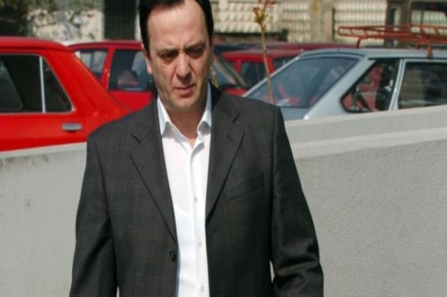 Maqedoni e Veriut: Arratiset ish-drejtori i Shërbimit Sekret, Sasho Mijallkov