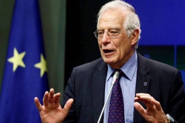Borell: KE po vlerëson sanksione ndaj Rusisë, Bjellorusisë dhe Mianmarit