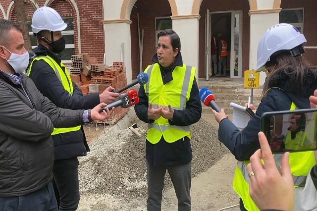 Një vit nga Konferenca e Donatorëve, BE dhe UNDP po rindërtojnë 58 shkolla e kopshte në 11 bashki