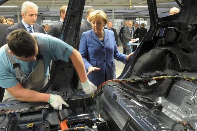 Ekonomia në Gjermani rritet në tremujorin e fundit të  2020 pavarësisht pandemisë