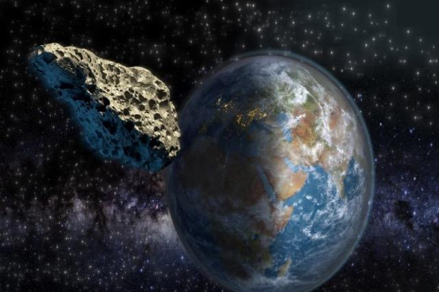 """Asteroid i madh kalon trajektoren e Tokës, NASA e vlerëson """"potencialisht të rrezikshëm"""""""