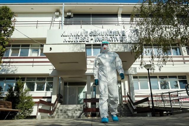 Kosovë, 5 humbje jete dhe 445 raste pozitive me COVID-19