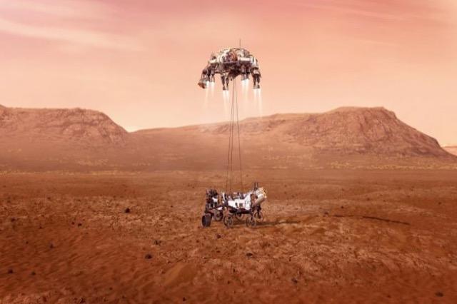 """Si kaluan """"shtatë minutat e terrorit"""" që kaloi Perseverance para se të zbarkonte në Mars"""