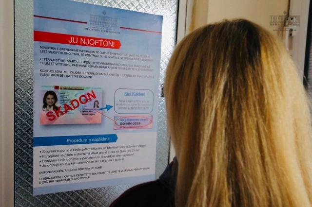 Numri i votuesve me kartë të skaduar identiteti, kreu i KQZ kërkon informacion nga Gjendja Civile