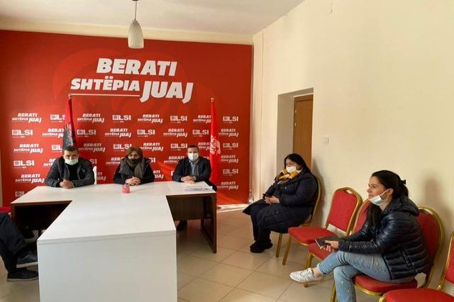 LSI zbulon kandidatët për deputet në Berat