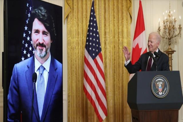 Biden mban takimin e parë të huaj me kryeministrin e Kanadasë