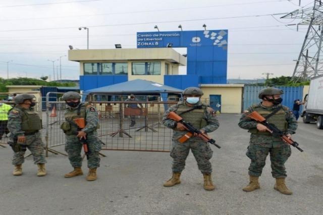 Ekuador, 75 të burgosur kanë vdekur nga trazirat në burg