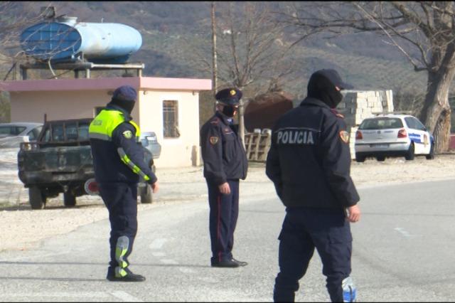 Policia rrugore shton kontrollet për respektimin e masave