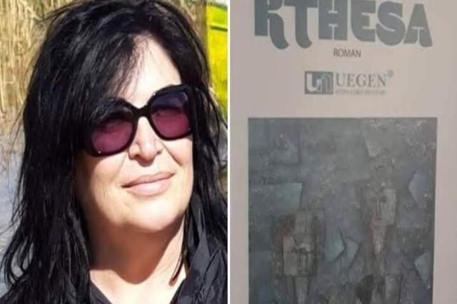"""Romani """"Kthesa"""" i Valentina Hysit, sjell jetën dhe dinamikën e saj"""
