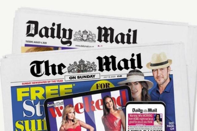 Pronari i Daily Mail ble revistën e njohur për 97.8 milion dollarë