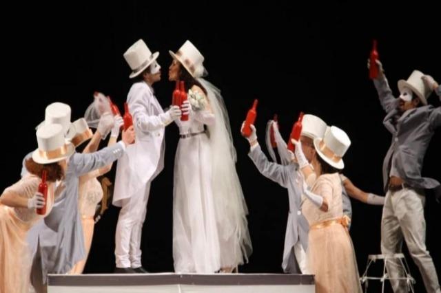 """Teatri """"Aleksandër Moisiu"""" fiton """"Moisiu On"""""""