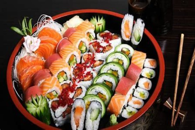 Sushi falas, njerëzit në Tajvan po ndryshojnë emrin në Salmon për të fituar një vakt falas