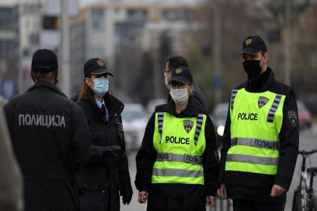 Maqedonia e Veriut nis të mërkurën aplikimin e orës policore për dy javë