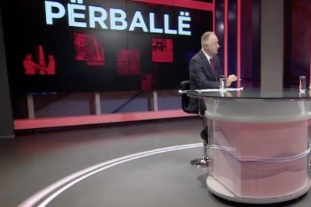 """Sonte në emisionin """"Përballë"""" në RTSH1- HD: Nga vija e zjarrit në prapavijë; beteja për Tiranën"""