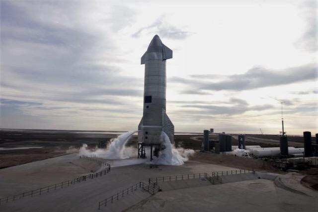 Dështon testi i fluturimit, rrëzohet anija kozmike 50 metra e gjatë