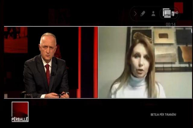 """Emisioni """"Përballë"""", Tabaku: Fitojmë 20 mandate në Tiranë"""