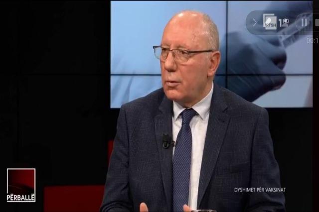 """Emisioni """"Përballë"""", mjeku Sulçebe: Të vaksinohen edhe gratë shtatzëna"""