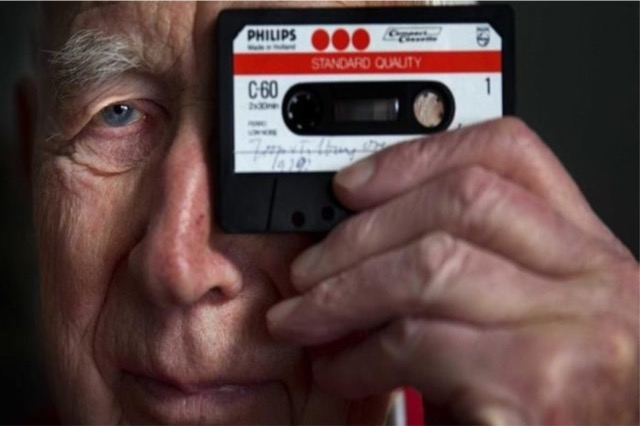Shndërroi mënyrën si dëgjohej muzikë, shuhet në moshën 94-vjeçare Lou Ottens shpikësi i kasetës