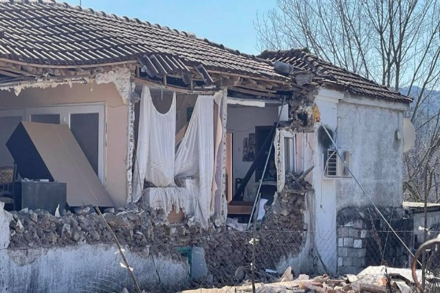 Tërmeti në Greqi, një 83-vjeçar ka humbur jetën
