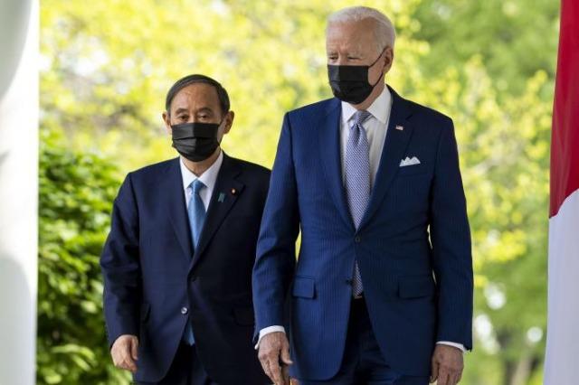SHBA dhe Japonia së bashku përballë sfidave nga Kina