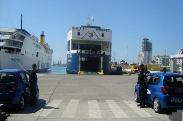 Porti i Durrësit, kapen 200 kg kokainë