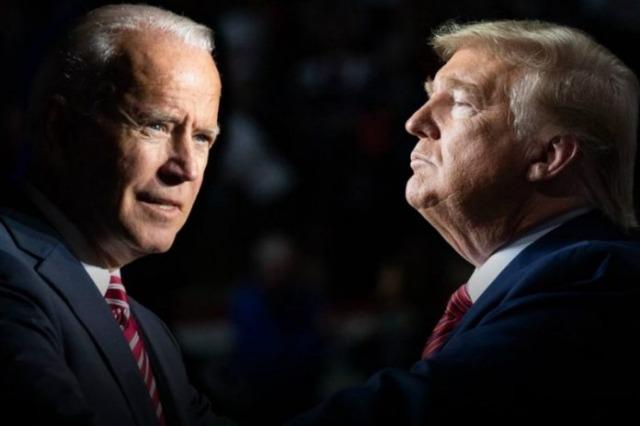 Si krahasohen 100 ditët e para të Biden me ato të Trump?