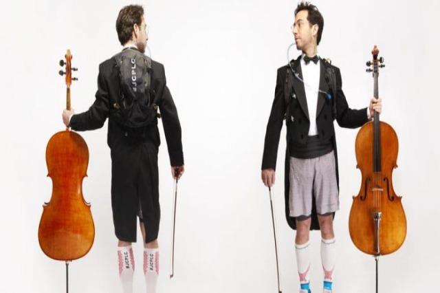Një violonçelist fillon një tur prej 900 kilometrash për kulturën
