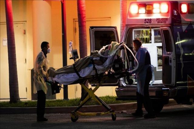CDC: COVID, shkaku i tretë kryesor i vdekjeve në SHBA për vitin 2020