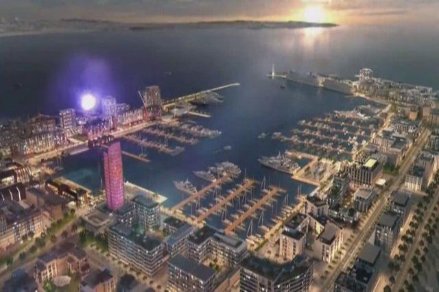 Prezantohet projekti për portin turistik të Durrësit, Rama: Do jetë më i madhi në Mesdhe