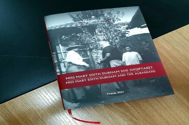 """Promovohet libri """"Miss Mary Edith Durham dhe Shqiptarët"""""""