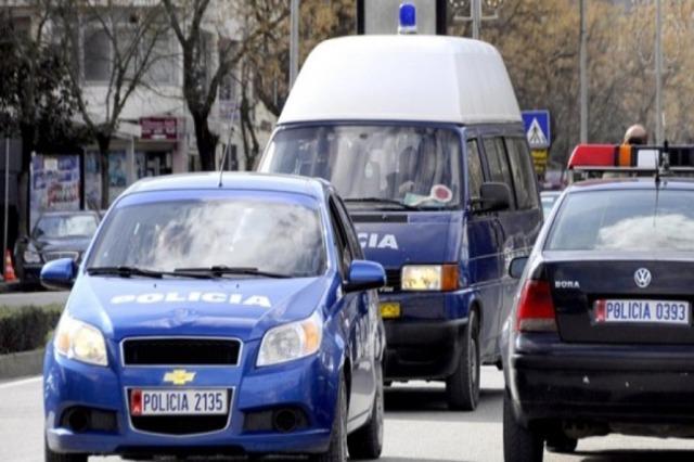 Të shtëna me armë në Mamurras, plagosen dy policë