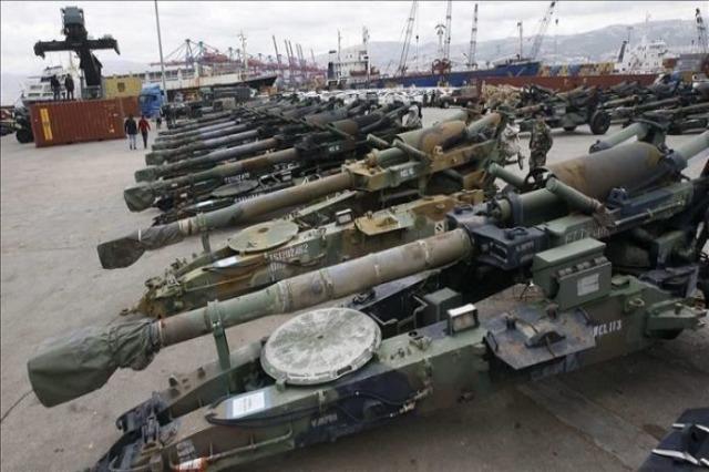 Eksportet gjermane të armëve vazhdojnë rënien rekord