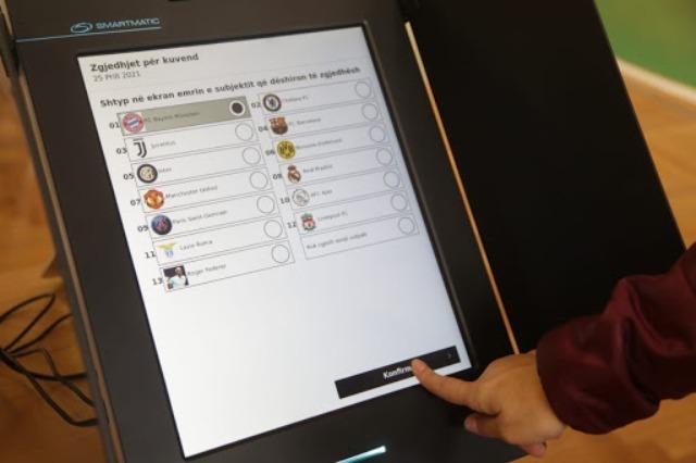 Votimi Elektronik, Celibashi siguron: Proçesi 100 përqind i sigurt!