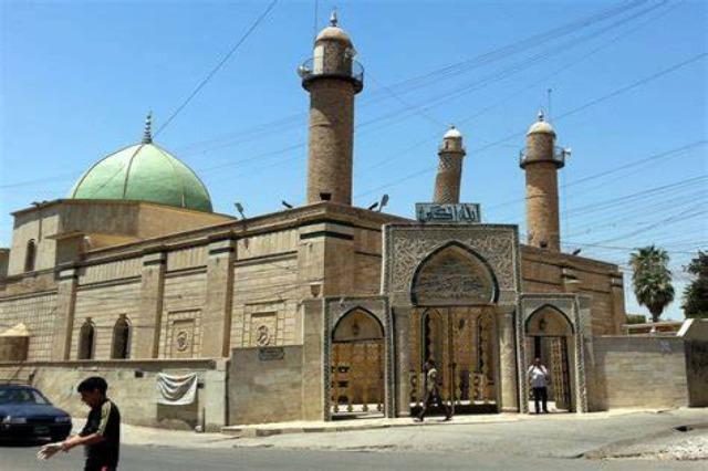 Xhamia Al-Nuri në Mosul