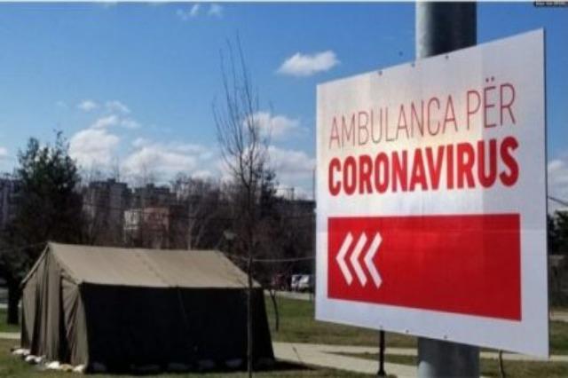Kosovë, 14 viktima dhe 520 të infektuar me koronavirus
