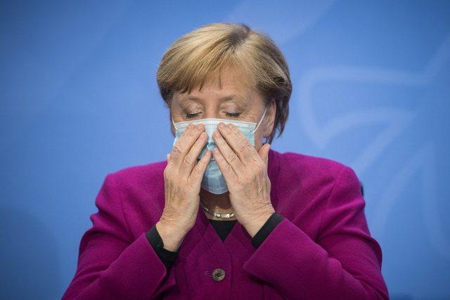 Kancelarja Angela Merkel do vaksinohet me AstraZeneca