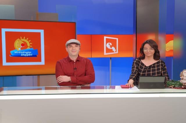 Mirëmëngjes Shqipëri - Ja çfarë do të ndiqni nesër më 13 Prill 2021.