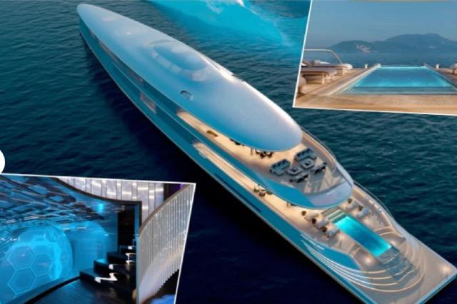 Ky është jahti më luksoz me hidrogjen në botë, i blerë nga Bill Gates
