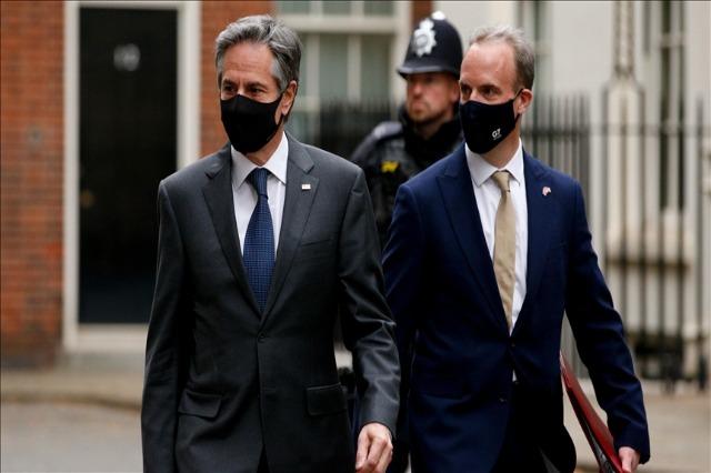 Në organizimin e Britanisë, fillon takimi i ministrave të jashtëm të G7