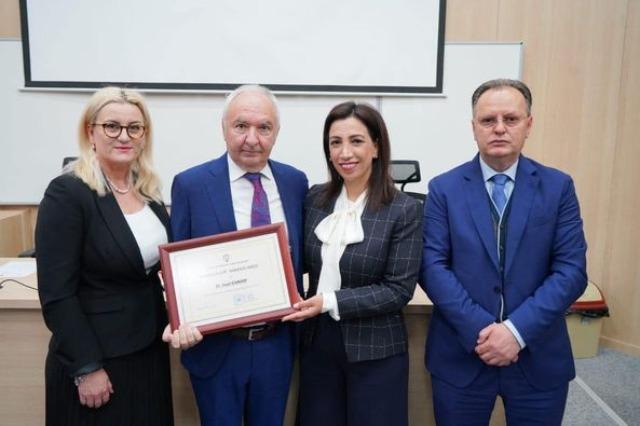 Përkujtohet 100 vjetori i lindjes së mësuesit Vasil Kamami, Kushi: Model frymëzimi për brezat