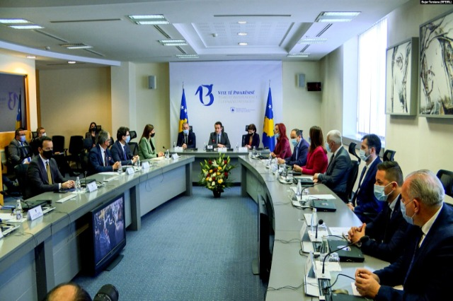Kurti: Me Serbinë do të bëhet dialog parimor për normalizimin e marrëdhënieve