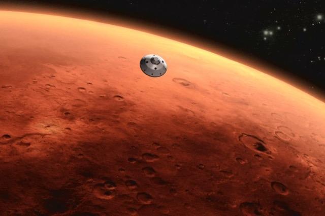 Shkencëtarët zbulojnë gjurmë akullnajash në Mars