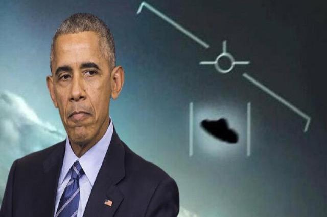 Barack Obama e konfirmon se ushtria amerikane ka parë UFO