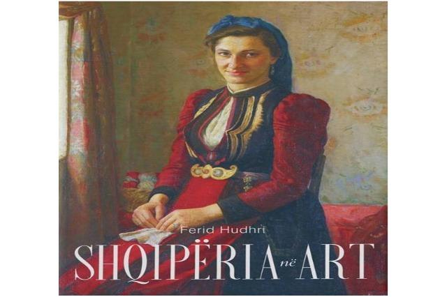 """Botohet në Kinë libri """"Shqipëria në Art"""", një enciklopedi e kujtesës figurative nga studiuesi Ferid Hudhri"""